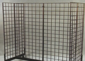 Wire Grid Panels